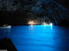 Grotto.Azzura > Italy