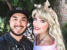 Great seeing Princess Aurora today! #princessaurora #sleepingbeauty #disney #disneyland #disneylandresort #ap #annualpassholder #dlr #Dland #disneyIG #disneygram #disneyresort #disneylife #disneyside #disneyland60 by iambrandonchin