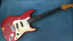 #sovietcustom #guitarrassoviet #sovietguitar #sovietcustomshop