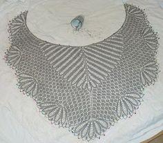Icelandic shawl, Hyrna Herborgar, dyed with crowberries