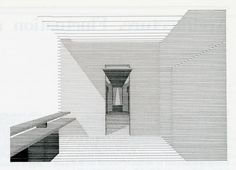 """rndrd: """" Takefumi Aida. Japan Architect Feb 1989, 17 """"I believe that the concept of fluctuation (yuragi) can be used to apply slight tremors to the present situation and induce the formation of a new order having a certain amplitude."""" """""""