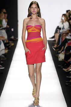 Diane von Furstenberg Spring 2007 Ready-to-Wear Collection Photos - Vogue