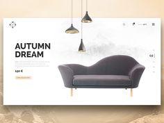 Ideal slide furniture for website