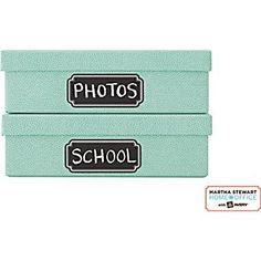 Martha Stewart Home Office™ With Avery™ Chalkboard Labels 72536, Black, White Border, Scalloped Edge