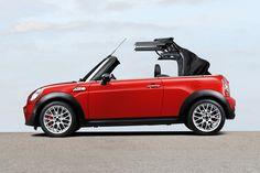 My future car - Mini Cooper Convertible