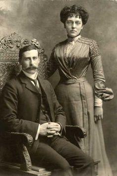 """""""Taken Oct. 22nd 1904"""" - E.J. Vanderbilt, Photography & Miniature Painter, Liverpool"""