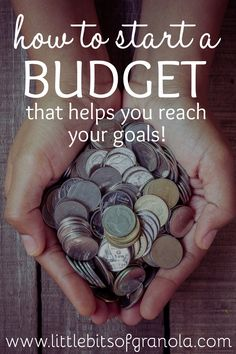 A budget can do so much more than just tell you how much money you have to work with each month. This blogger shares her method for using a budget to actually help accomplish her goals.