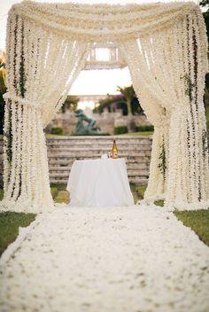 ♥ Ceremony Flowers