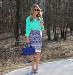 What I Wore to Work Weekly Linkup #34