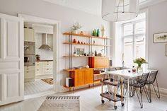 INTERIOR INSPIRATION : JAG ÄLSKAR SWEDEN. — Designspiration
