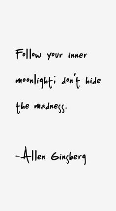 Allen Ginsberg - Beat Generation - Poetry
