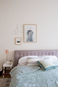 Drop everything! The inimitable stylist-blogger Holly Becker of @decor8 is sharing her tips for how to create the perfect lush, winter-into-spring sleep sanctuary: