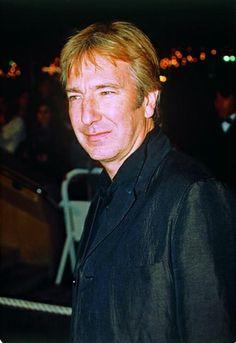 Alan Rickman. 43rd London Festival, 1999
