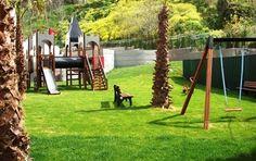 Istambuł Twins- projekt zagospodarowania ogrodu przy apartamentowcu