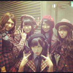 #AKB48 group shot