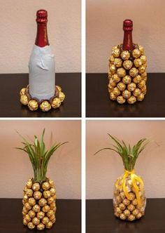Потратила мелкие деньги на 2 кулька конфет… Вся семья запомнила этот приятный сюрприз надолго!