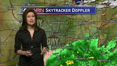 Weather forecast - St. Louis, Missouri, 2009