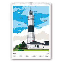 Leuchtturm Kampen | Sylt