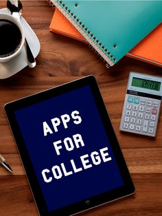 Apps for college students!