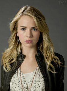 Britt Robertson As Charlotte Johnson Née Jensen Daughter Of Baron John In