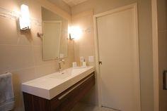 Remodeling Small Bathroom in Berkeley Bath Remodel, Bathroom Remodeling, Small Bathroom, Bathroom Lighting, Mirror, Furniture, Home Decor, Small Shower Room, Bathroom Light Fittings