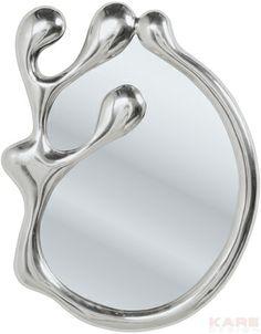 Mirror Drops 53x41