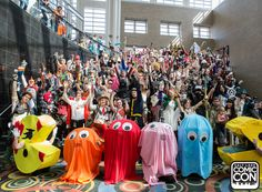 Cosplayers at Salt Lake Comic Con 2015