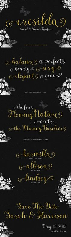 21 Best Selling Beautiful Fonts - http://www.designcuts.com/design-cuts-deals/21-best-selling-beautiful-fonts/