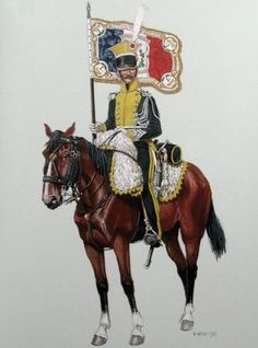 Polish Standard Bearer