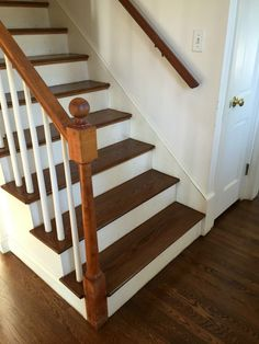 White oak floors stained wth Bona DriFast stain in the color Provincial