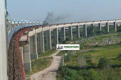 """CRÓNICA FERROVIARIA: La vuelta del tren de pasajeros """"El Gran Capitán"""" ..."""