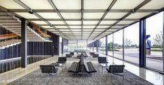 Eero Saarinen, GM technical center