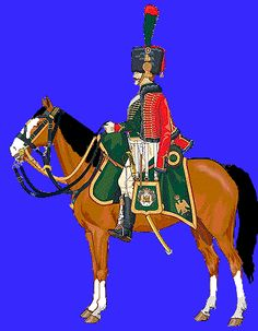 French Guard Chasseur a Cheval