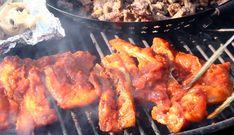 Dwaejibulgogi (Spicy pork BBQ)  Spicy pork BBQ / 돼지불고기 / Dwaejibulgogi (or daejibulgogi, daeji bulgogi, doejibulgogi, dwaeji bulgogi, doeji bulgogi)