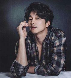 Gong Yoo #handsome #kstars #korean hot actors #talented stars #Asian hot actors #Korean celebrities