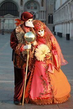 I really want to go to Carnevale in Venezia