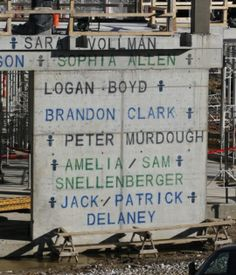 Patient names forever part of new Akron Children's Hospital building