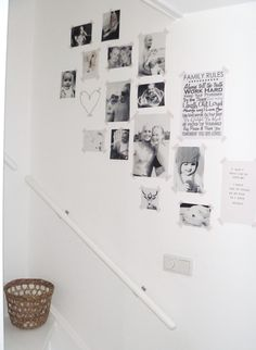 Home and Delicious: 10 hallways – I want to have my own family rules