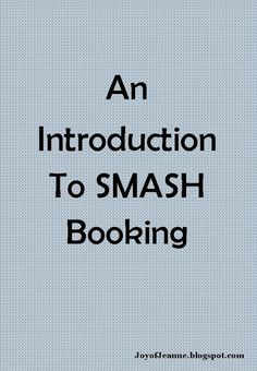 SMASH Booking