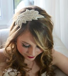 The Elisabeth Rhinestone Hair Band Selah Vie Hair and Makeup Artistry has recently opened our online shop selling a wide variety of Bridal Ribbon Hairbands, Bridal Headbands & Rhinstone Hair Combs. Selah Vie also offers the option to CUSTOM ORDER a hair piece or belt that best suits you! Prices vary and are available to buy online at www.selahvie.ca #Hair #Bridal #photoshoot #BridalHair #BridalBling #HairBling #Rhinestones #Haircombs #Bling #Pictureperfect #Beauty #LoveYourself #londonON…
