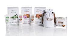 OMIA EcoBioVisage Essentials con Pochette - Idratazione prima e dopo il trucco! Arrivano le nuovissime pochette OMIA essentials per avere sempre a portata di mano il necessario per una pelle al top.