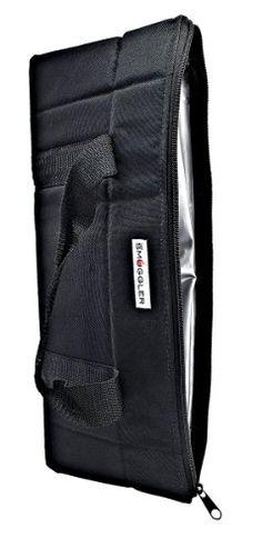 Bracketron The Smuggler Portable Soft Sided Cooler (Black) - http://golf-stuff.org/bracketron-the-smuggler-portable-soft-sided-cooler-black/