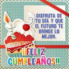 palabras para feliz cumpleaños futuro