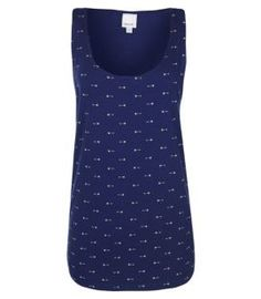 Gidlow Vest #StyleMeBench Style Me, Polka Dots, Bench, Vest, Casual, Summer, Blue, Tops, Women