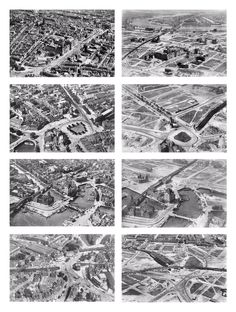 The City of Rotterdam / Before + After the BLITZ