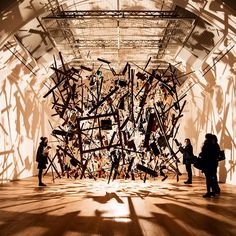 For more photos from Manchester's Whitworth Art Gallery, explore the location page and browse the hashtag. Shadow Art, Shadow Play, Samar, Damian Ortega, Cornelia Parker, Instagram Blog, Instagram Posts, Manchester Art, Gcse Art