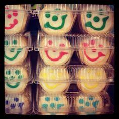 Eat N Park, smiley cookies, Pittsburgh, PA