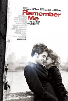 "335 Days-Romantic Films Till Valentine's: ... ""REMEMBER ME"" ... You will either hate or love this film.  I won't spoil it 4 U if haven't seen it, all I can tell you is, it got me.  & I'm no Twilight Fan. Ya, Robert Pattison stars. 'LOVE STORY Ad SOCIAL CLASS PROBLEMS. Rom-Drama that leans on cliche but acting is good, the character's behavior's bad.  ""Whatever you do in life will be insignifigant. But it is very important that you do it anyway.""     www.imdb.com/... 365valentines"