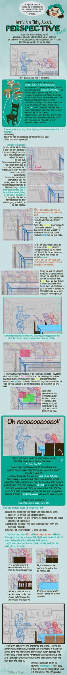 06 Here's the Thing About 1pt Perspective by betsyillustration on DeviantArt