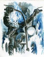 Ghost Rider by David